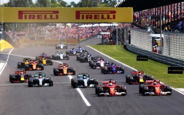 Геймери збожеволіли від трейлеру F1 2017