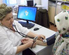 прийом у лікаря