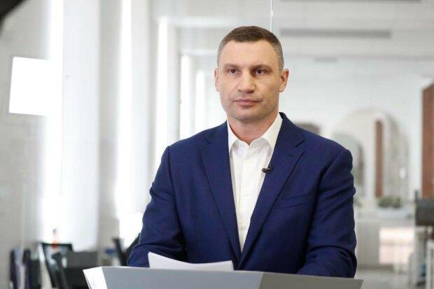 """Виталий Кличко - фото с Фейсбук """"Кличко-мэр"""""""