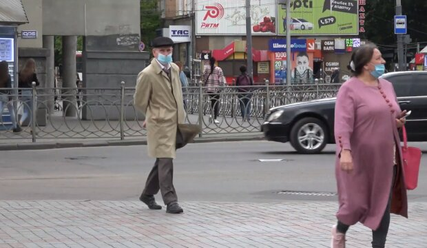 Пенсионеры, фото youtube