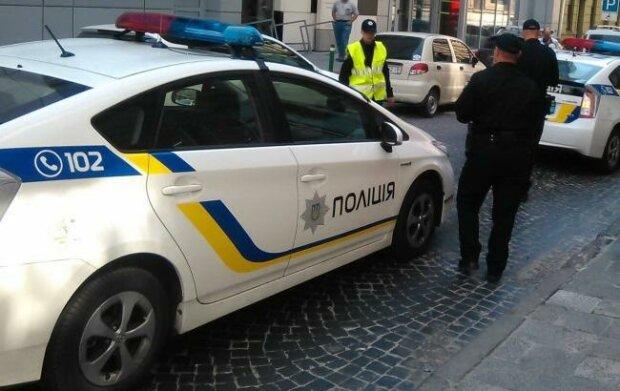 Полиция, фото - Львов