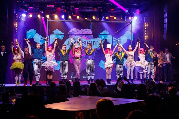 """Театр танцю """"Форсайт"""" знову здивував глядачів новими постановками (фото)"""