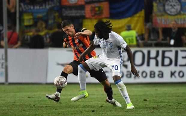 Шахтер - Динамо: Стали известны составы команд на матч чемпионата Украины