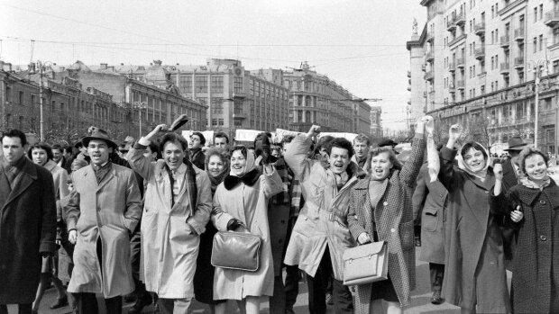 Жизнь в СССР, фото pereyaslavskayarada