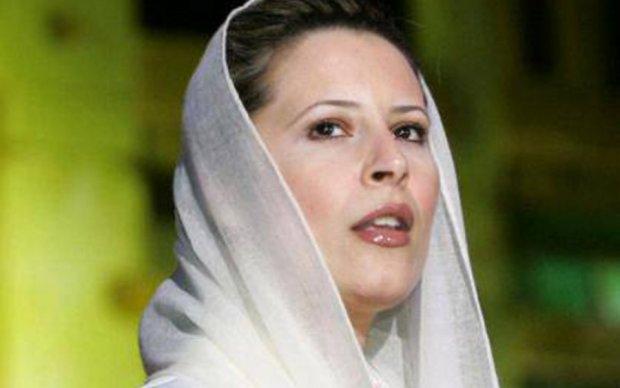 Дочь диктатора Каддафи освободилась от санкций ЕС