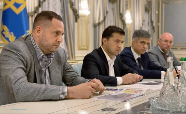 Володимир Зеленський і Андрій Єрмак, фото: Офіс Президента/Facebook