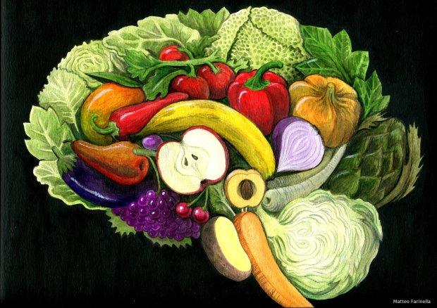 Еда для ума: названы ягоды и овощи, которые улучшают память