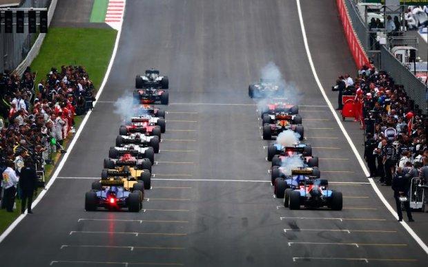 Формула-1 планує збільшити кількість команд