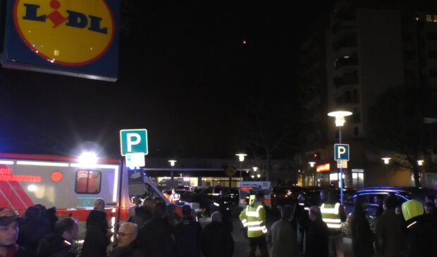 Стрілянина у Німеччині, фото: BILD