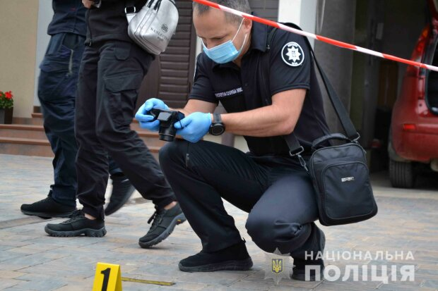 Стрельба в доме семьи жителей Ровенского района, фото rv.npu.gov.ua
