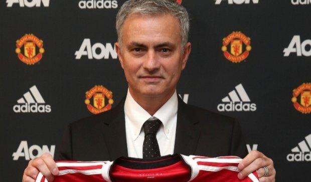 """Моурінью розповів про давні почуття до """"Манчестер Юнайтед"""""""