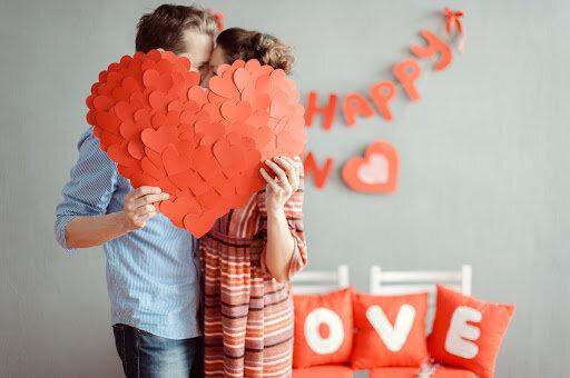 День святого Валентина, фото: zimaletta