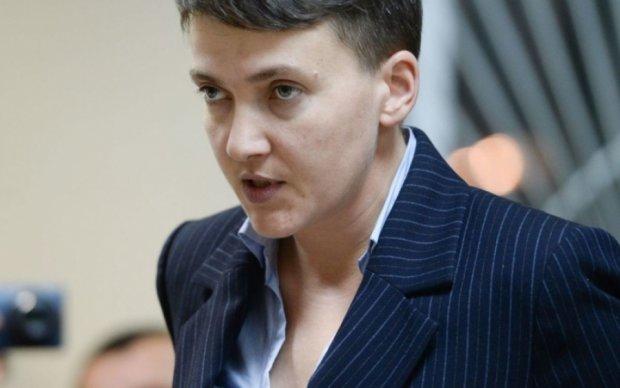 Савченко відзначилася расистськими замашками