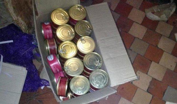 Депутат Опоблока продавал студентам сухпаи из АТО (фото)