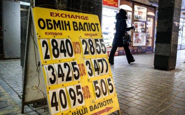 Курс валют на 1 листопада: долар і євро втратили владу над гривнею