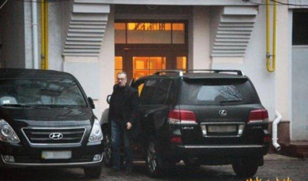 Меладзе не переймається через викрадене авто