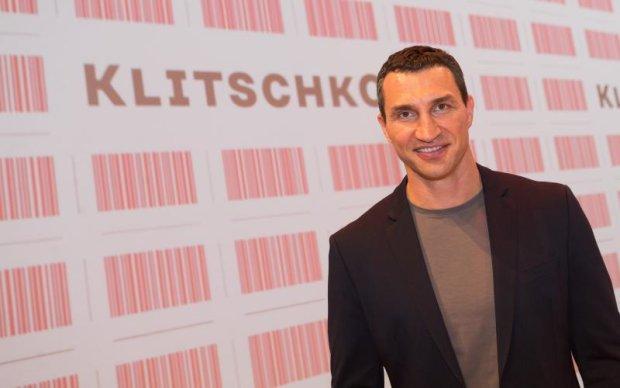 Кличко представив свій новий бренд