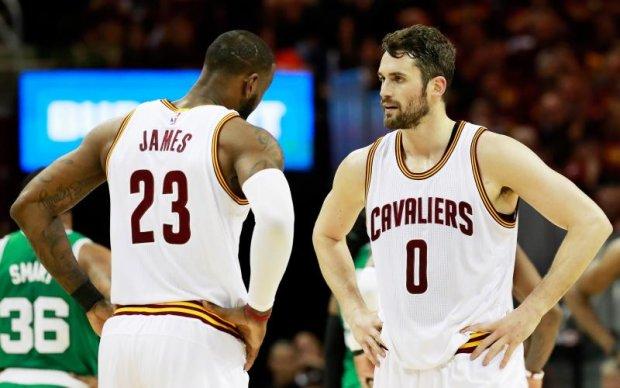НБА: Десятка найкращих моментів Клівленда в сезоні