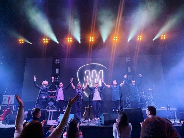 Арсен Мирзоян на концерте во Львове, фото: Instagram