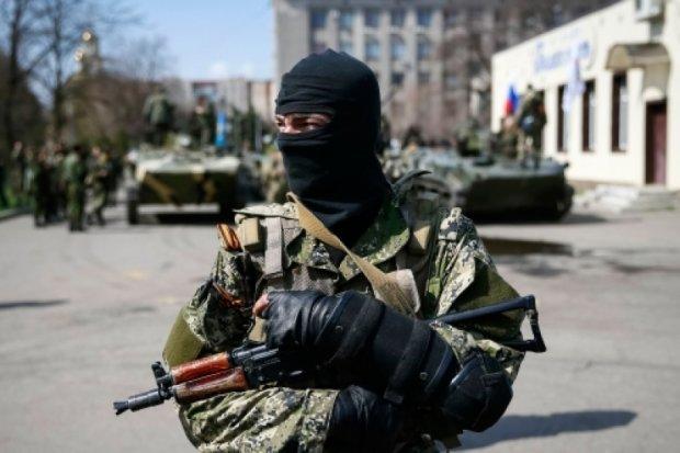 """бойовик """"ДНР"""""""