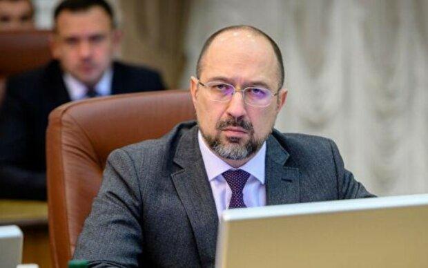 Денис Шмыгаль, фото: Кабмин