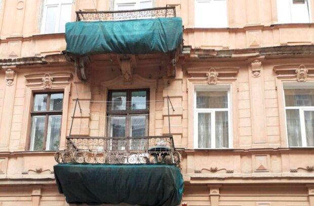 """Над головами львів'ян нависла совкова загроза: """"Страшно дивитися"""""""