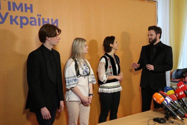 Дзідзьо з Оксаною Линів, фото: Знай.ua