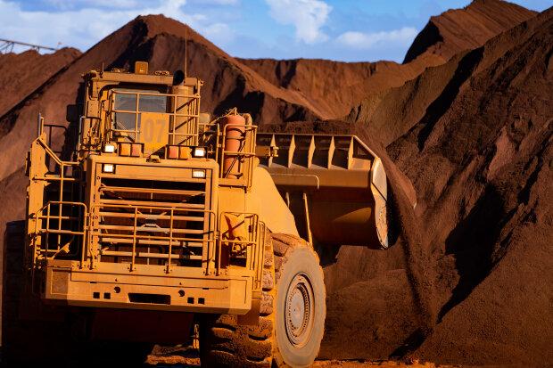 залізна руда, корисні копалини // фото Getty Images