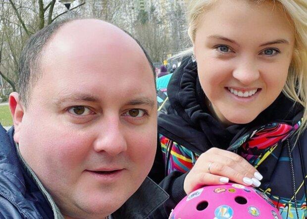 Дочь Юрий и Виктория Ткач, instagram.com/viktoriya_tka4