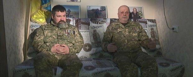 """Украинцам показали ангелов-хранителей легендарных киборгов: """"Кто-то должен делать черную работу"""""""