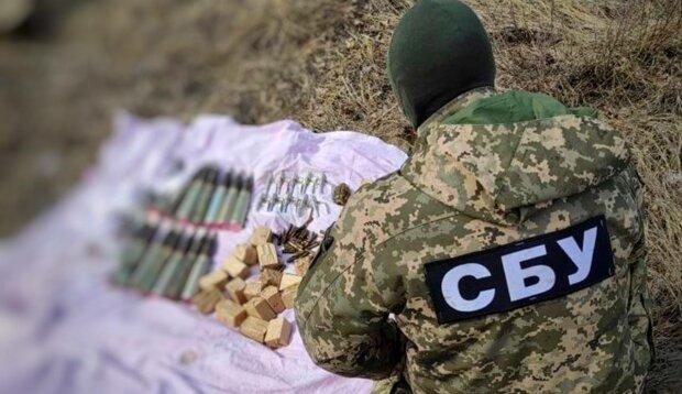 Боеприпасы, фото: ООС