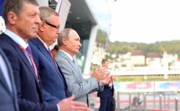 Путін відправив екс-президента Криму шляхом Сенцова
