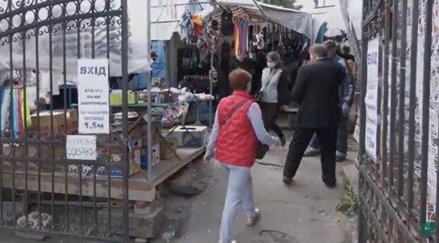 Франковчан пустят на популярный рынок с пустыми кошельками