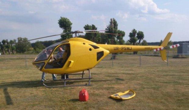 В Полтаве создали новый вертолет «Оса»
