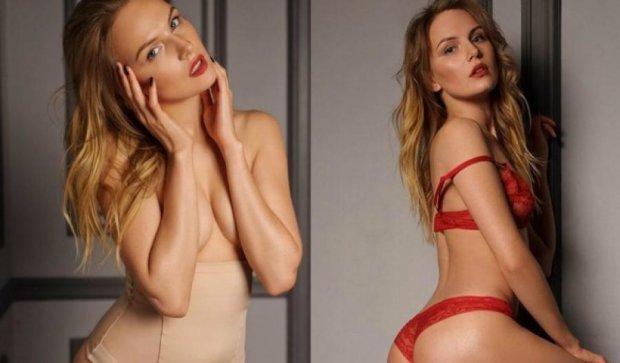 Девушка Табакова снялась в эротической фотосессии