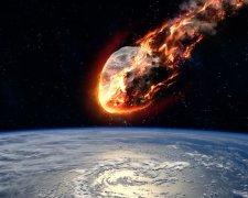 падіння астероїду