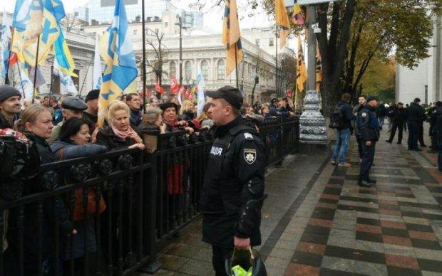 Бійка Соболєва з активістом: ким насправді виявився постраждалий