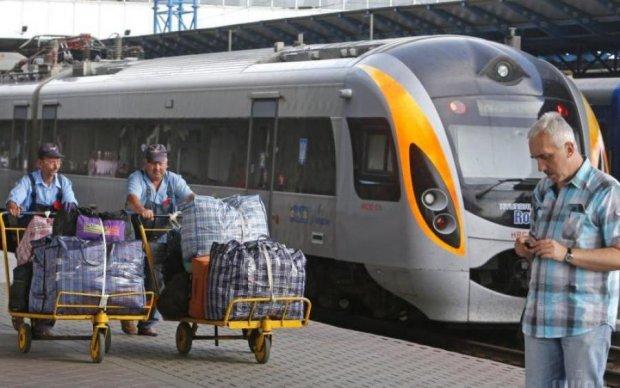 Железная дорога включила зеленый свет для украинских заробитчан