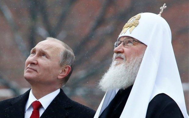 """Кирилл набросился на Варфоломея, грозит """"судом Божьим"""""""