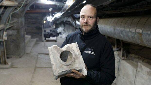 Археолог Арі Леві в Єрусалимі, фото: opinionua.com
