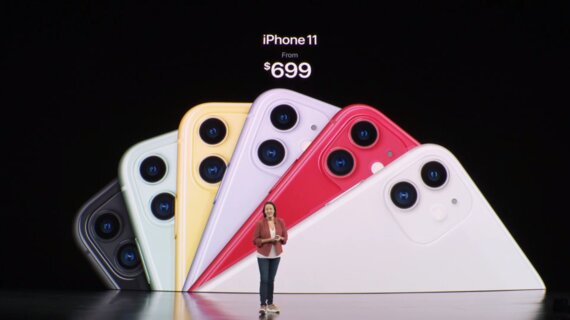 iPhone 11: Apple представила новий бюджетний смартфон