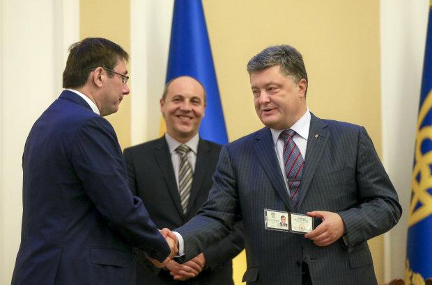 """Луценко розкрив, коли піде у відставку і що в ГПУ є на Порошенка: """"Я пишаюся"""""""