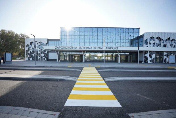 Аэропорт в Запорожье, фото: социальные сети