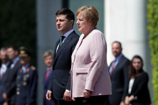 """Меркель вперше вийшла в люди після тремору через Зеленського: """"Я зобов'язана прояснити ситуацію..."""""""