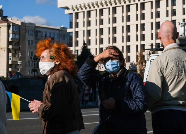 карантин в Україні, фото: REUTERS