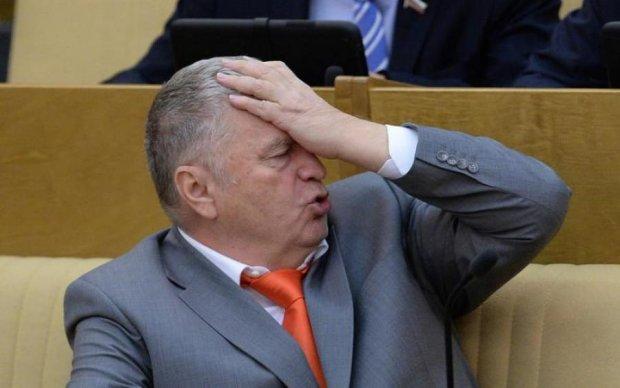 Жириновський може оселитися в Україні на десяток років