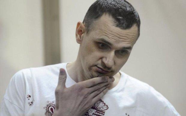В'язень Кремля Сенцов вийшов на зв'язок