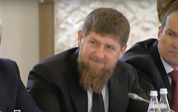 Рамзан Кадыров, скриншот из видео