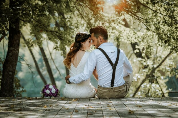 закохана пара, фото Pixabay