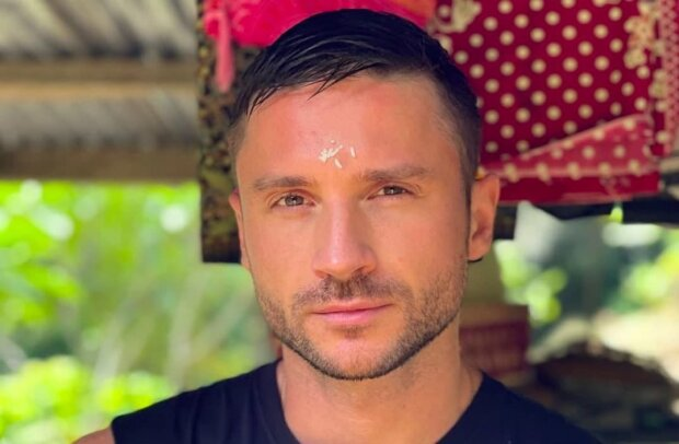 Сергей Лазарев, фото из Instagram